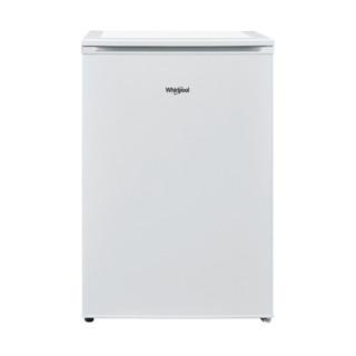 Vapaasti sijoitettava Whirlpool jääkaappi: Valkoinen - W55VM 1110 W 1