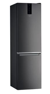 Vapaasti sijoitettava Whirlpool jääkaappipakastin: huurtumaton - W9 931D KS