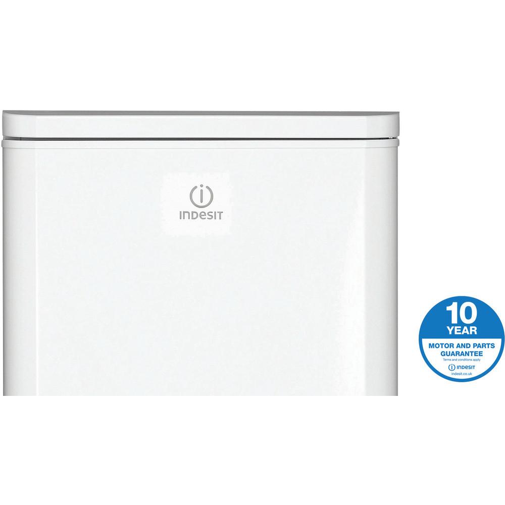 Indesit Fridge Freezer Free-standing IBD 5515 W 1 White 2 doors Award