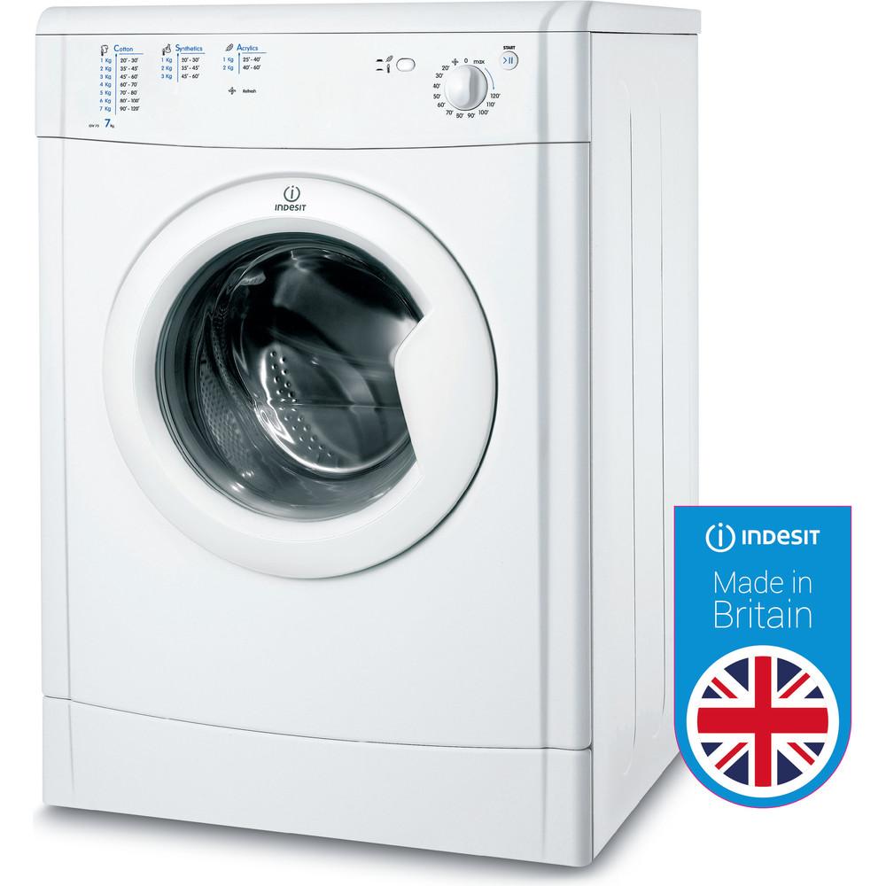 Indesit Dryer IDV 75 (UK) White Award