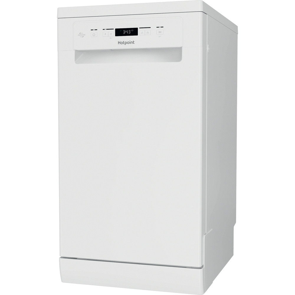 Hotpoint Dishwasher Free-standing HSFCIH 4798 FS UK Free-standing A++ Perspective
