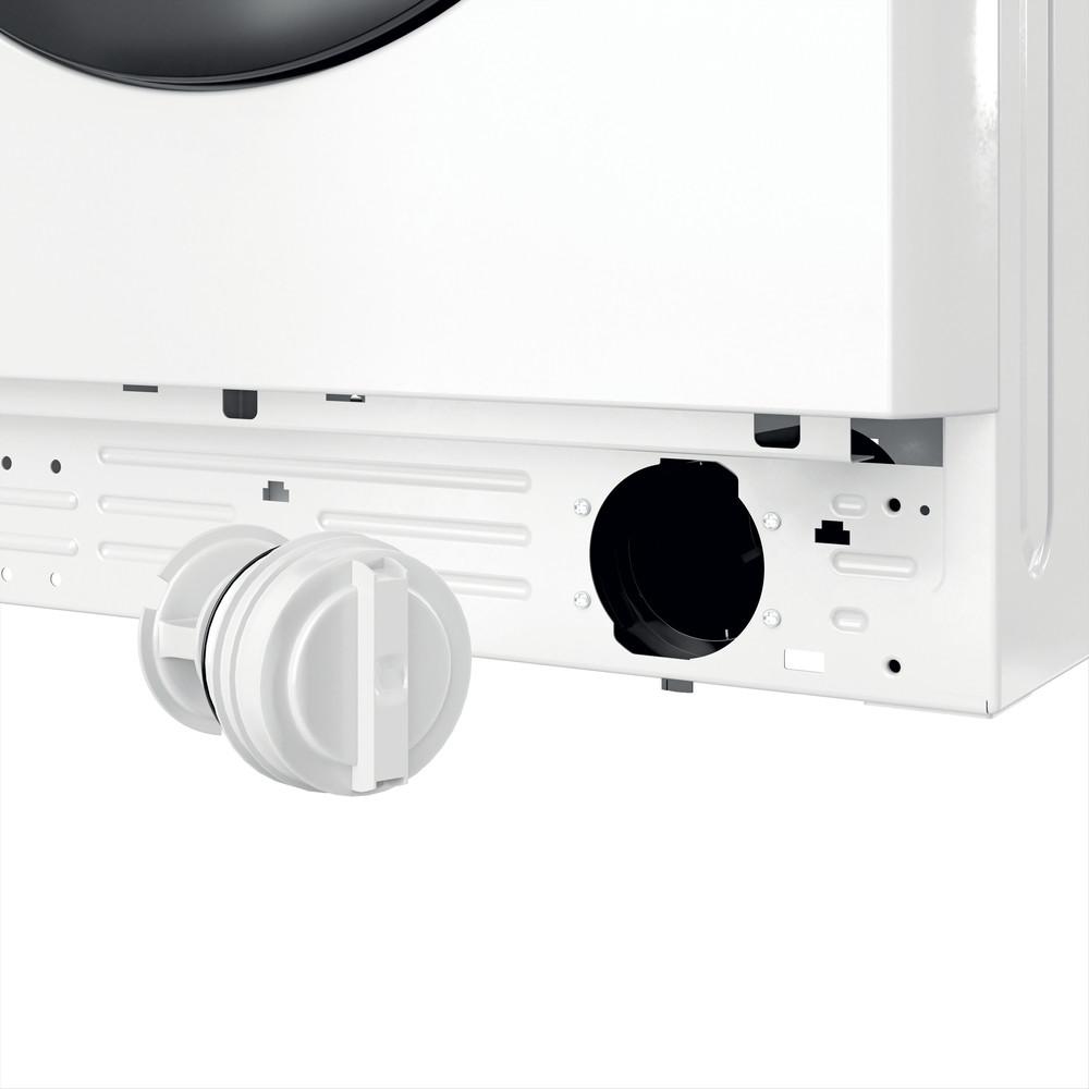 Indsit Maşină de spălat rufe Independent MTWSA 61252 WK EE Alb Încărcare frontală A +++ Filter