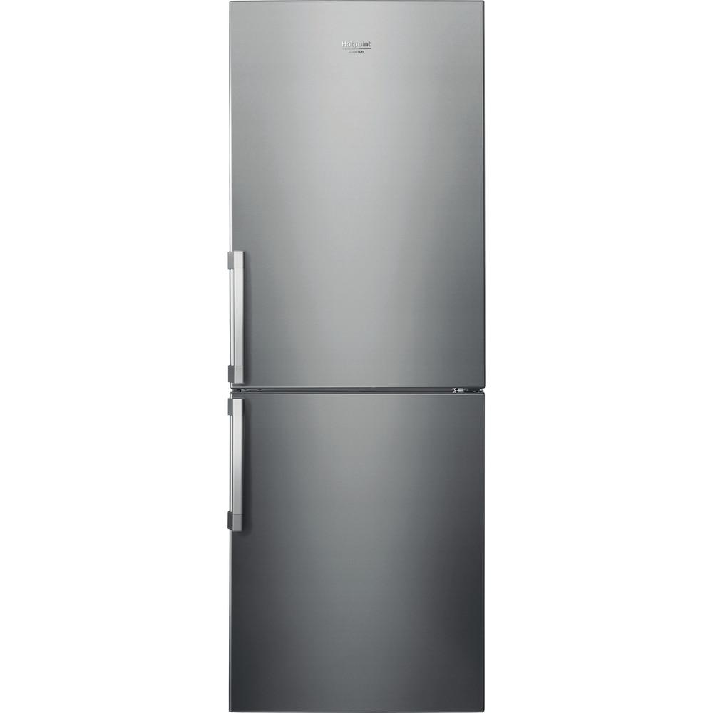 Hotpoint_Ariston Combinazione Frigorifero/Congelatore Libera installazione HA70BI 52 X Inox 2 porte Frontal