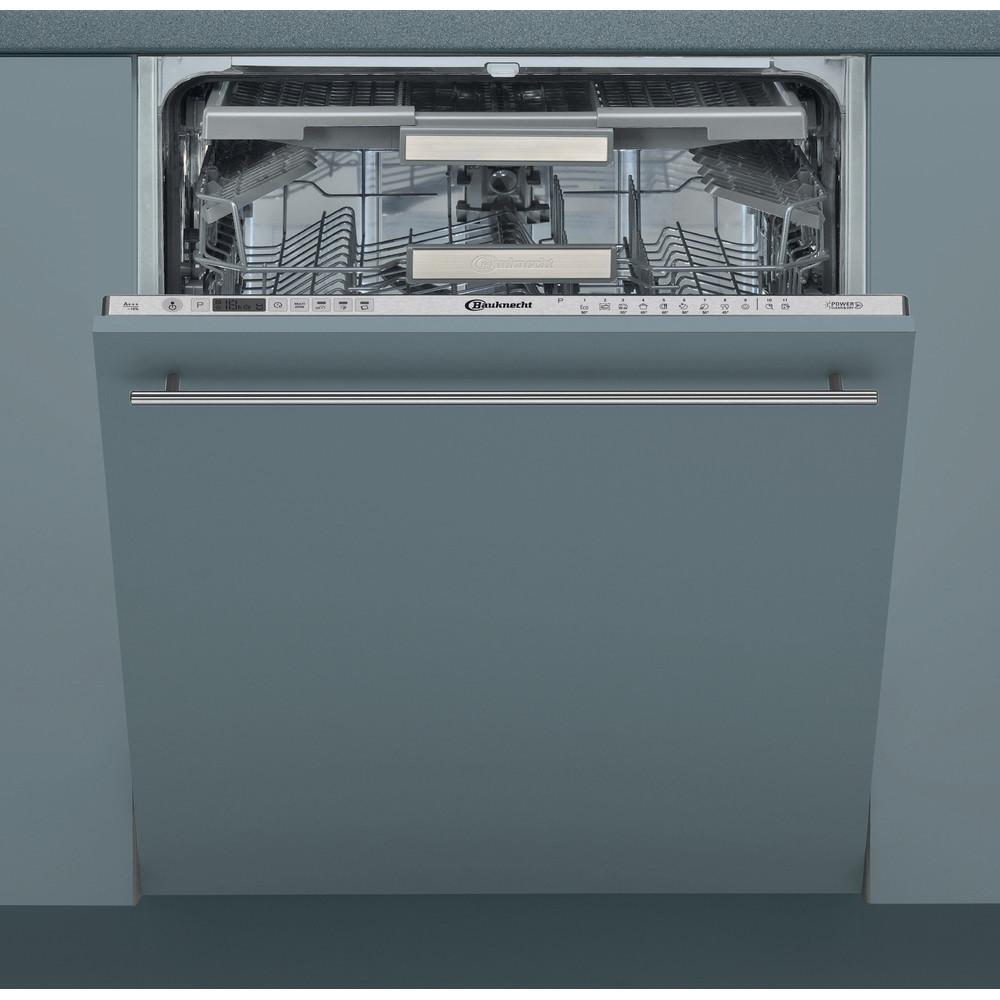 Bauknecht Dishwasher Inbouw BCIO 3T344 DEL Volledig geïntegreerd A+++ Frontal