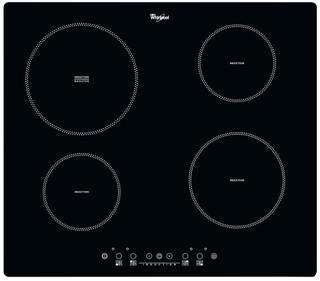 Whirlpool indukcijska steklokeramična kuhalna plošča - ACM 802/NE