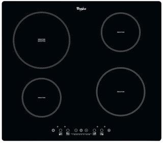 Plita inductie pe sticla Whirlpool - ACM 802/NE
