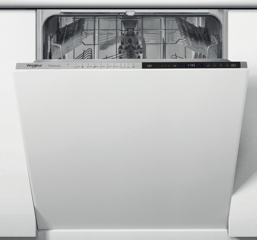 Whirlpool Mosogatógép Beépíthető WIP 4T133 PE S Full-integrated D Frontal