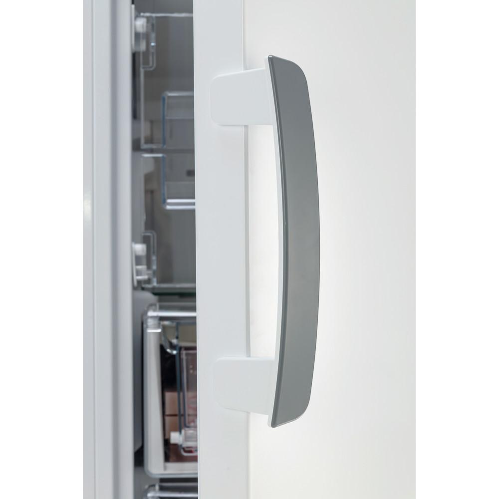 Indesit Морозильная камера Отдельностоящий IDU 0150 Белый Lifestyle detail