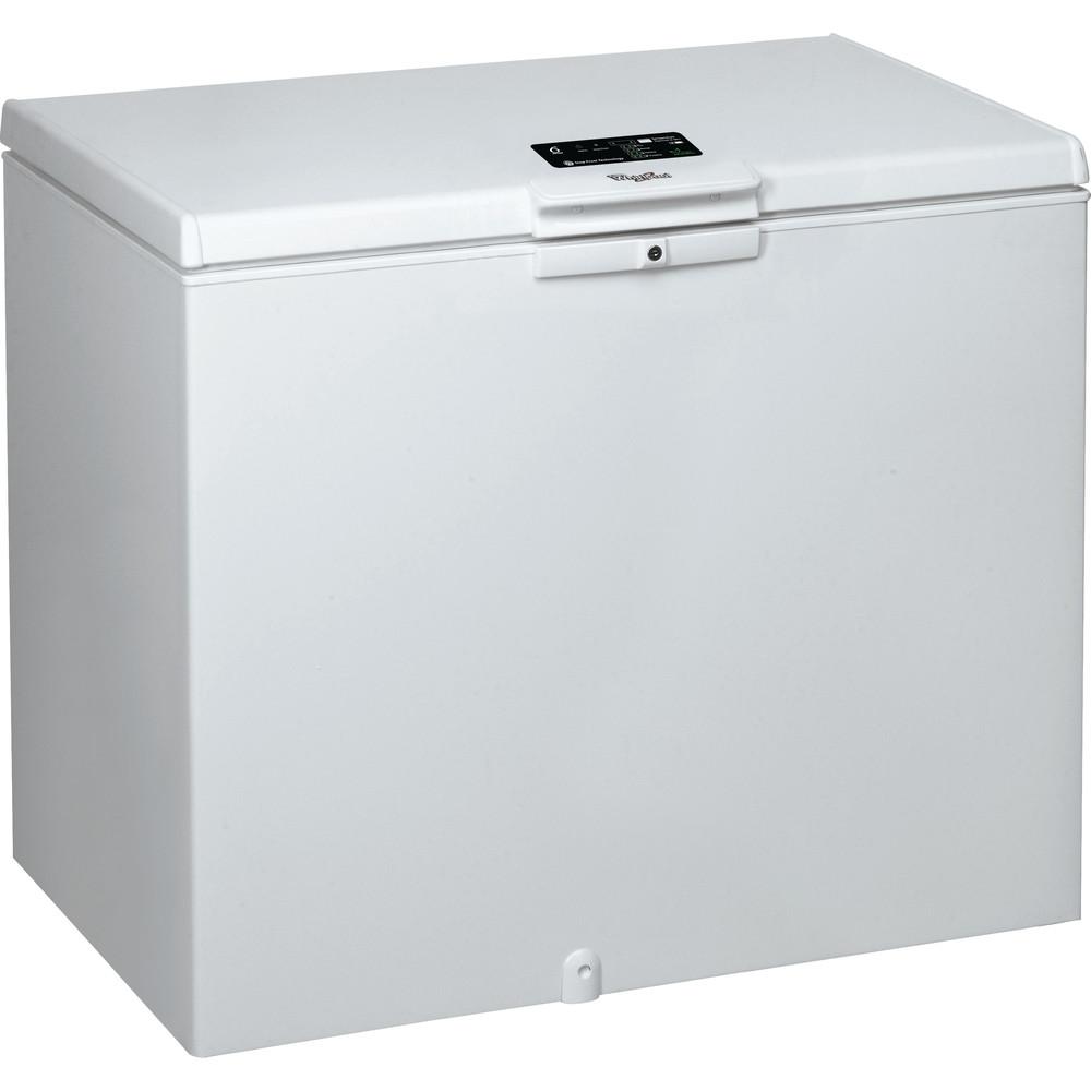 Whirlpool frysbox: färg vit - WHE31352 F