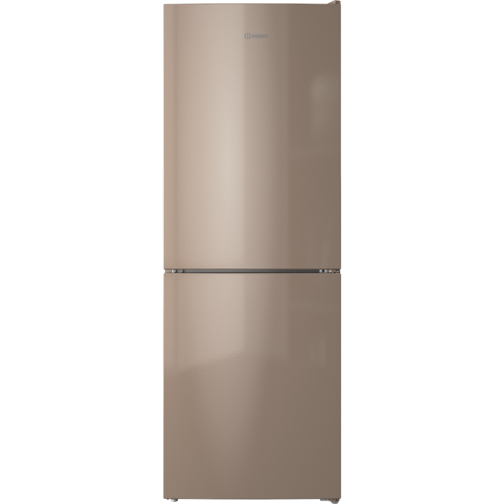 Indesit Холодильник с морозильной камерой Отдельностоящий ITR 4160 E Розово-белый 2 doors Frontal