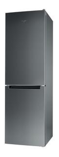 Whirlpool szabadonálló hűtő-fagyasztó: fagymentes - WFNF 81E OX 1