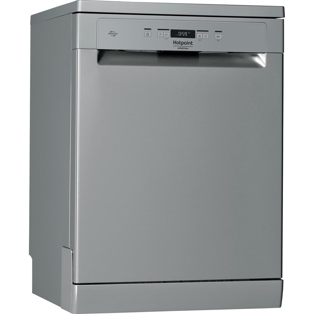 Hotpoint_Ariston Посудомоечная машина Отдельностоящий HFC 3C26 X Отдельностоящий A Perspective