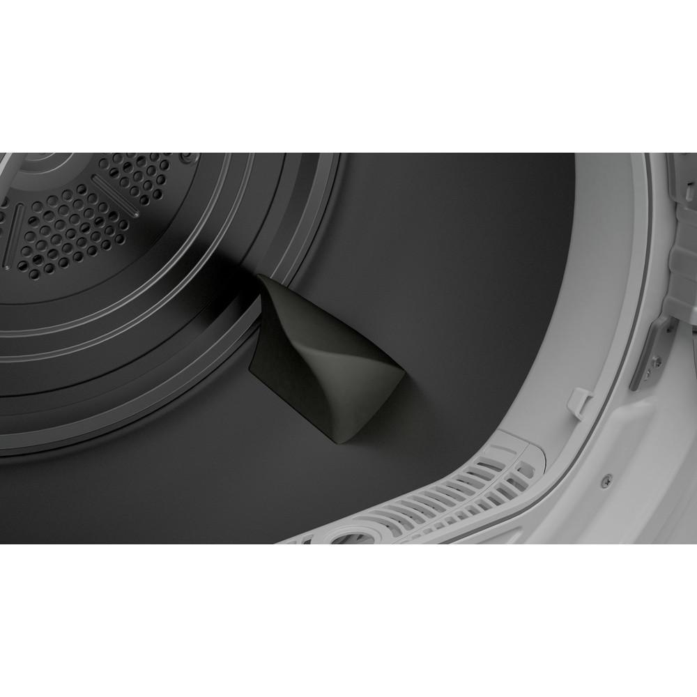 Indesit Sèche-linge I1 D81W EE Blanc Drum