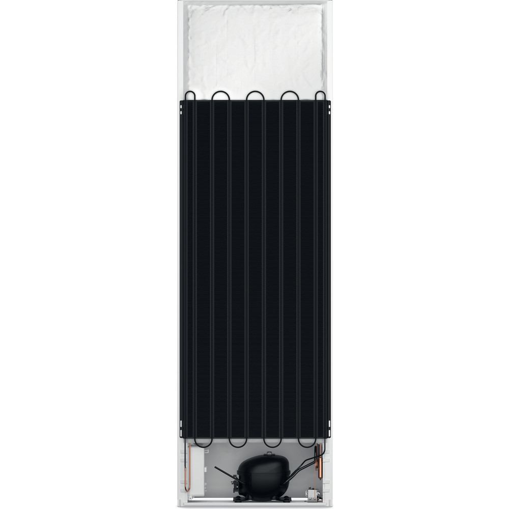 Indesit Combinado Encastre INC18 T311 Branco 2 doors Back / Lateral