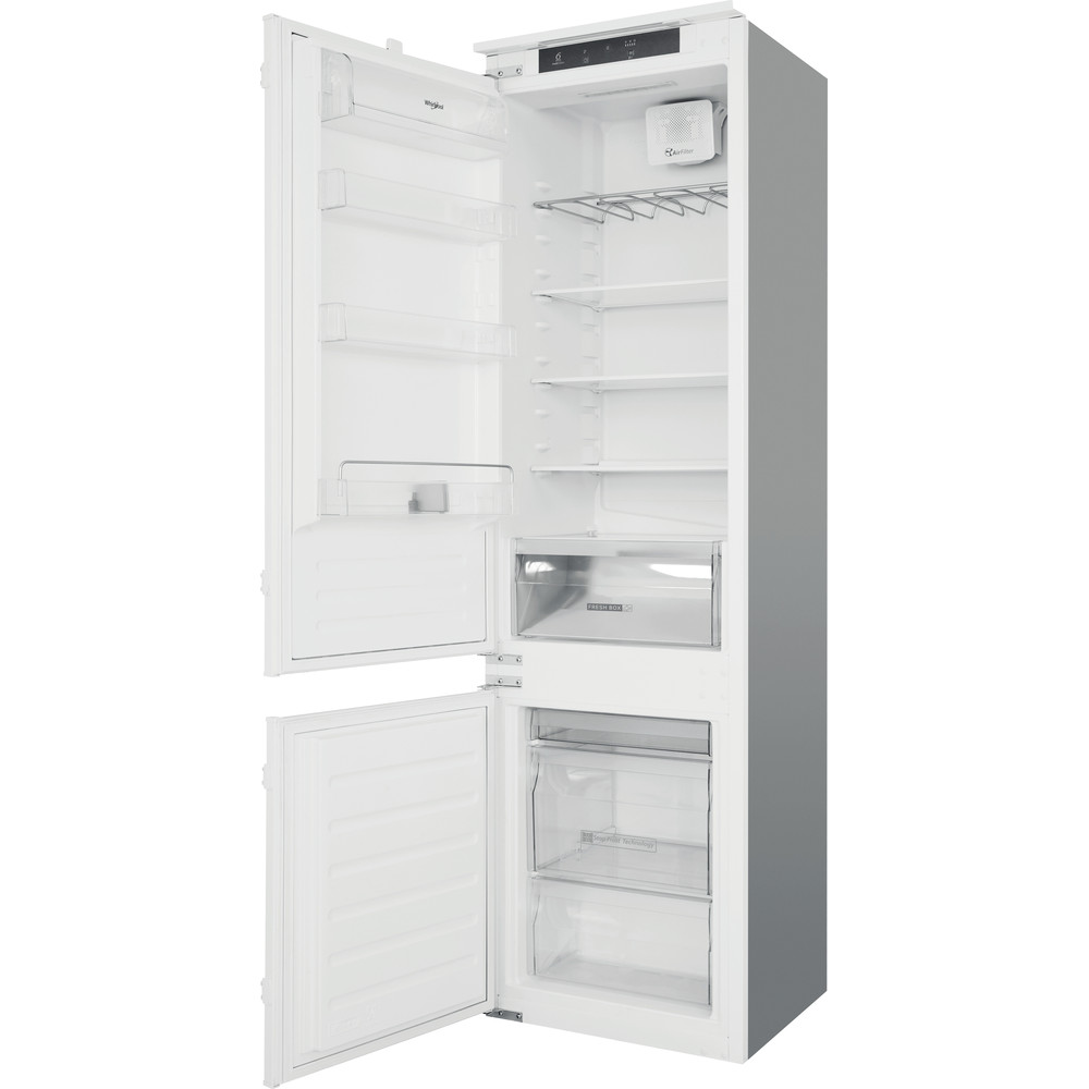 Whirlpool ART 228/80 SF1 Built in Fridge Freezer 306L