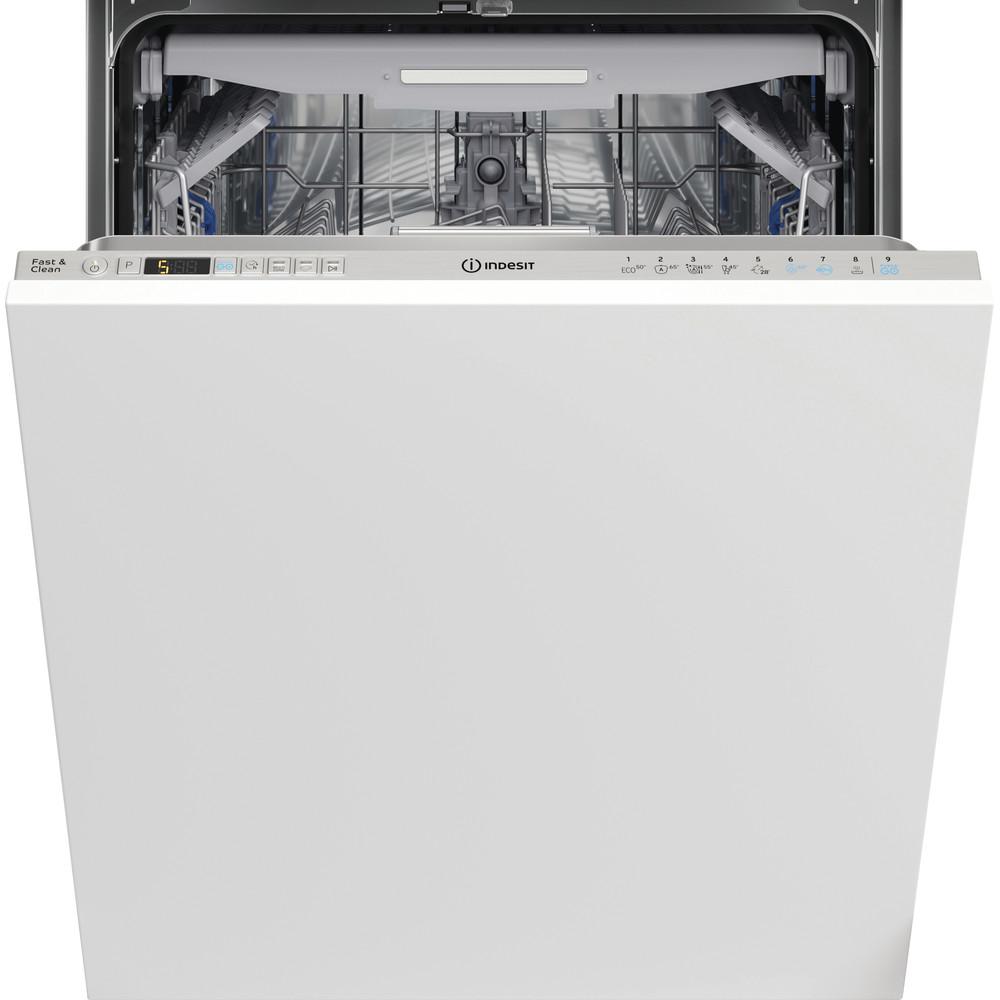 Indesit Geschirrspüler Einbau DIO 3T131 A FE X Vollintegrierbar D Frontal