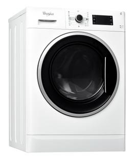 Whirlpool samostalna mašina za pranje i sušenje veša: 8 kg - WWDC 8614