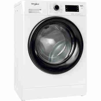 Whirlpool Maşină de spălat rufe Independent FWSG 71283 BV EE N Alb Încărcare frontală D Perspective