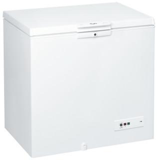 Whirlpool szabadonálló fagyasztóláda: fehér szín - WHM22113 3