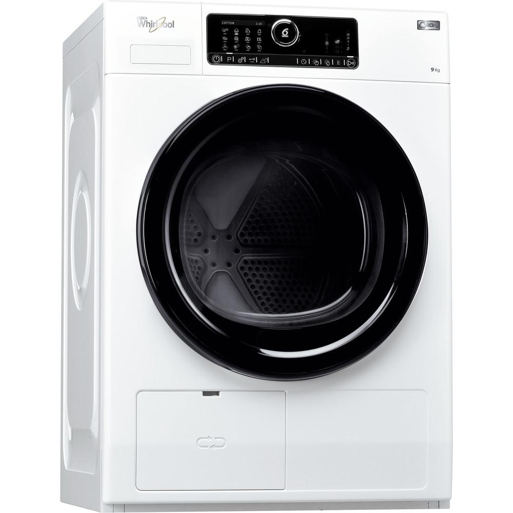 Whirlpool värmepumpstumlare: fristående, 9 kg - HSCX 90532