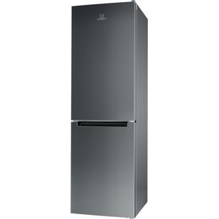 Indesit Комбиниран хладилник с камера Свободностоящи LR8 S1 X Оптичен инокс 2 врати Perspective