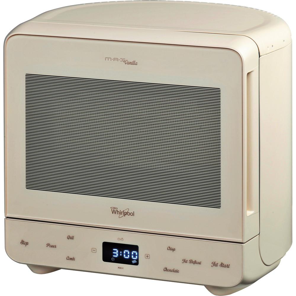 Whirlpool fristående mikrovågsugn - MAX 38 VANILLA
