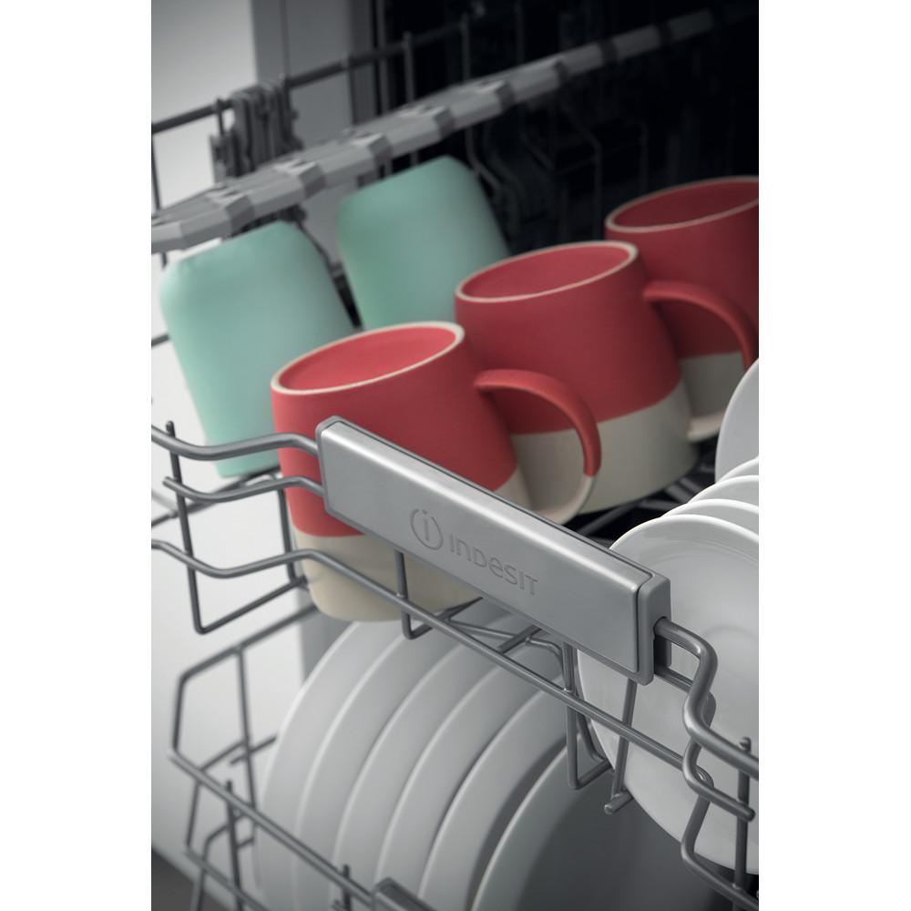 Indesit Myčka nádobí Volně stojící DFO 3T133 A F X Volně stojící D Rack