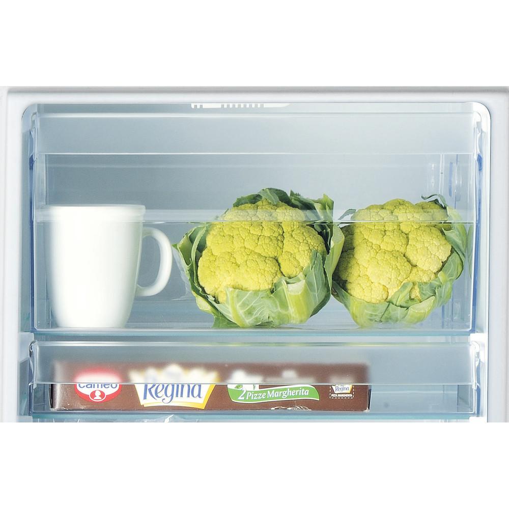 Indesit Freezer Built-in INF 901 EAA 1 White Drawer