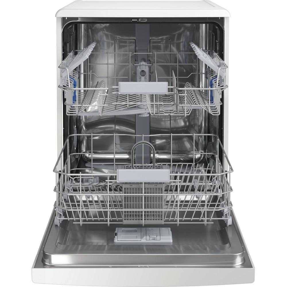 Indesit Lave-vaisselle Pose-libre DFC 2C24 A Pose-libre E Frontal open