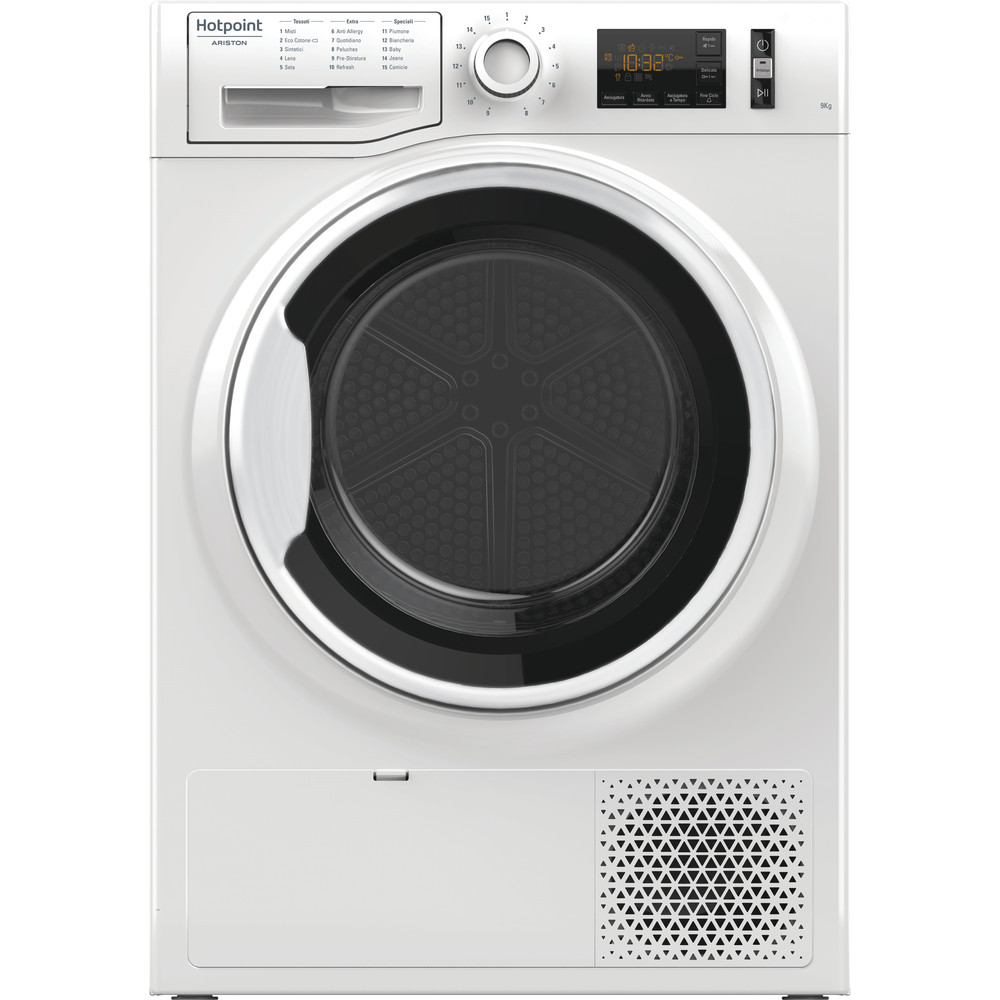 Hotpoint_Ariston Asciugabiancheria NT M11 91WK IT Bianco Frontal