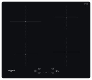 Whirlpool glaskeramisk induktionskogeplade - WS Q7360 NE