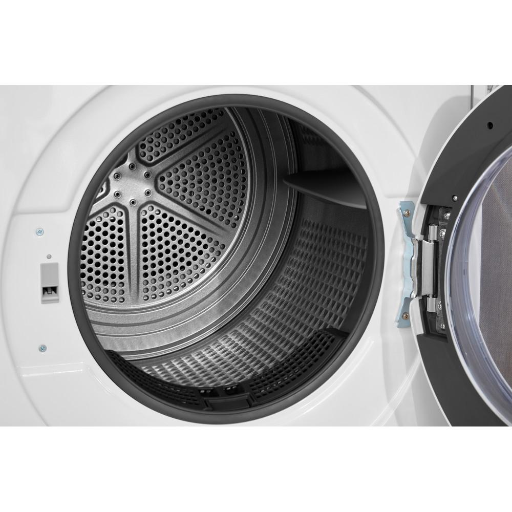 Indesit Dryer YT M10 71 R UK White Drum