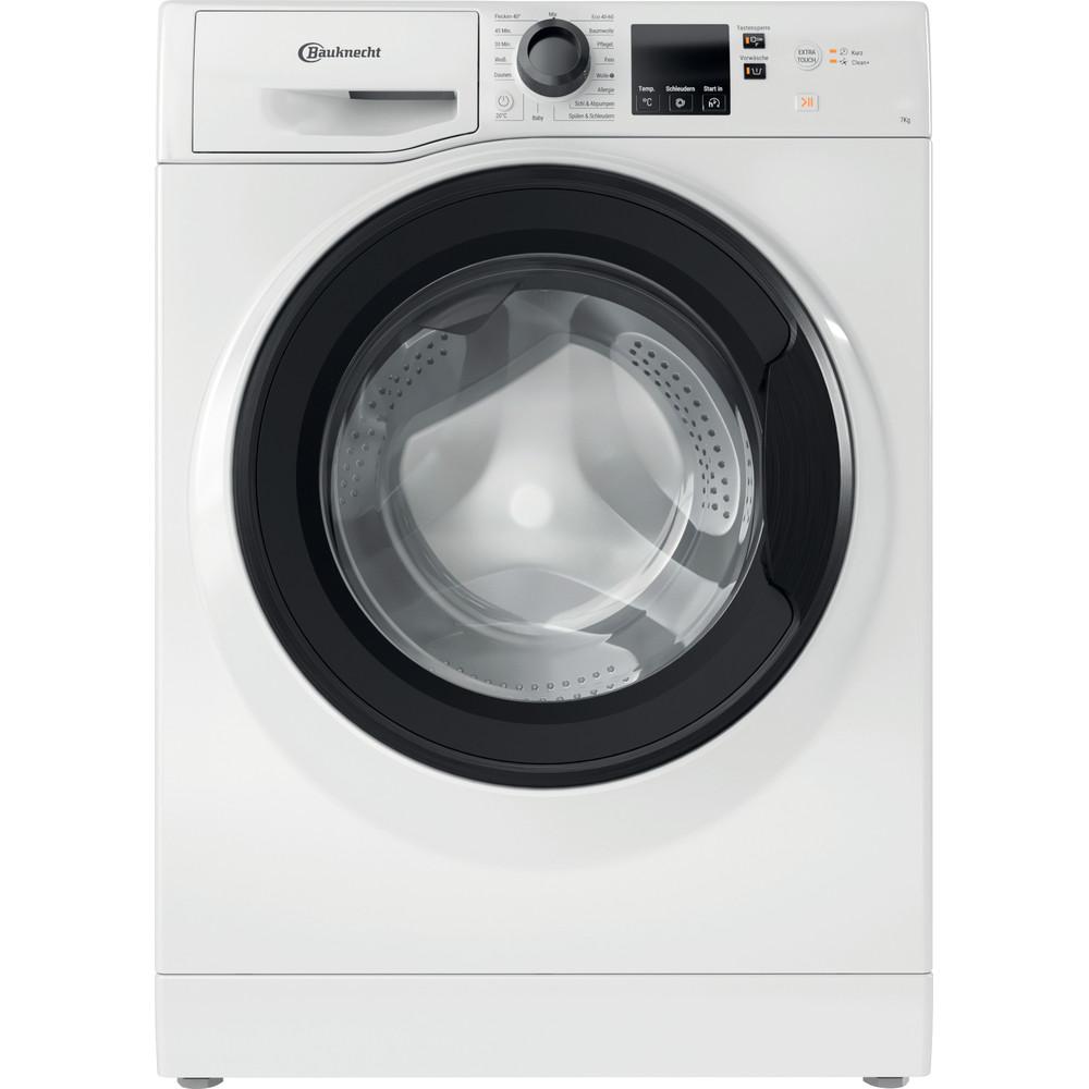Bauknecht Waschmaschine Standgerät WM 7 M100 Weiss Frontlader E Frontal