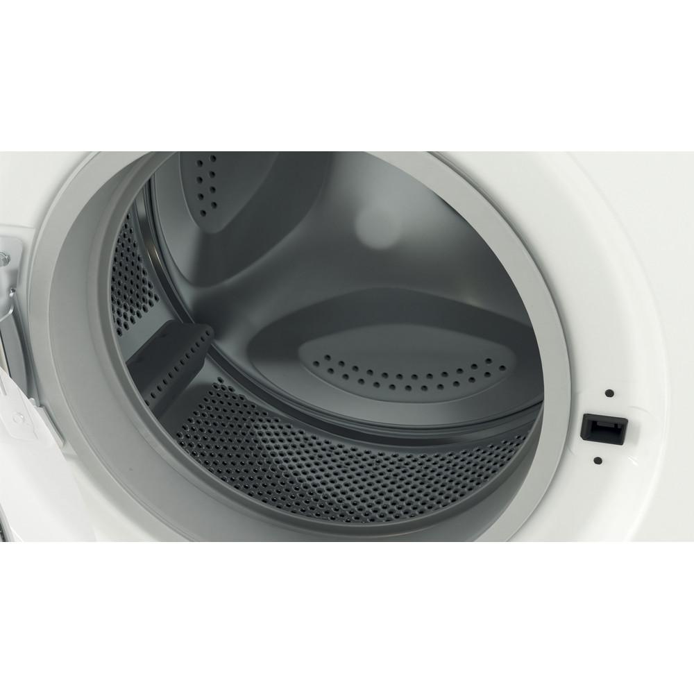 Indesit Lavadora Libre instalación EWD 61051 W SPT N Blanco Cargador frontal F Drum