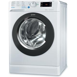 Indesit freistehende Frontlader-Waschmaschine: 8kg
