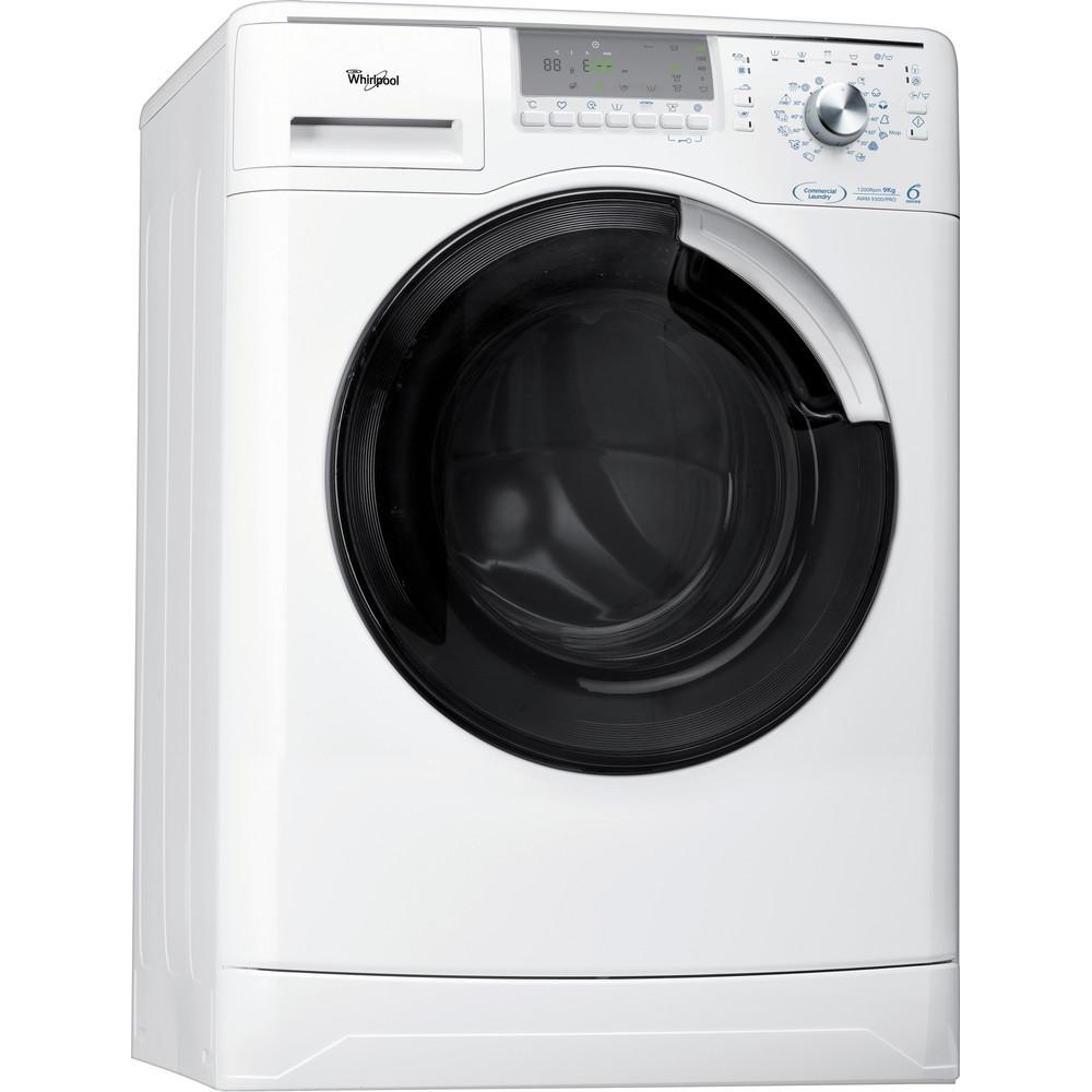 Whirlpool frontmatad tvättmaskin: 9 kg - AWM 9300/PRO