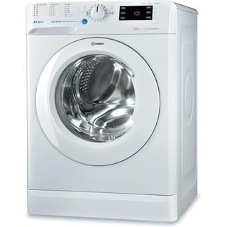 Indesit samostojeća perilica rublja s prednjim punjenjem: 8kg