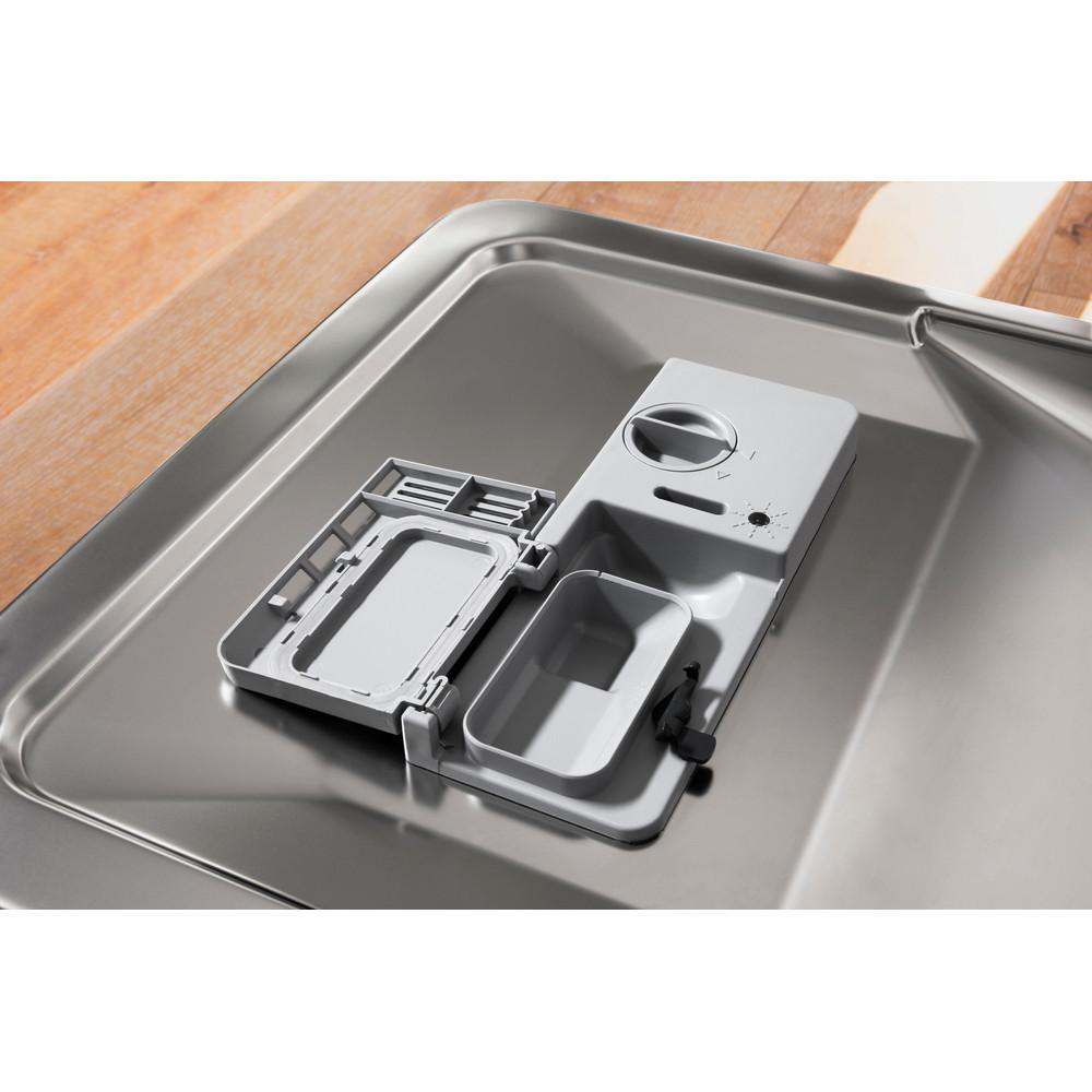 Indesit Посудомоечная машина Отдельно стоящий DSR 15B1 S EU Отдельно стоящий A Drawer