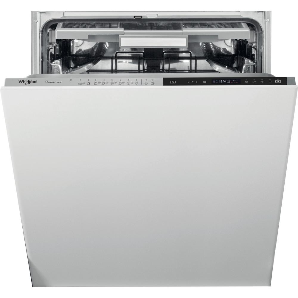 Whirlpool integrert oppvaskmaskin: farge stål, 60 cm - WIS 9040 PEL