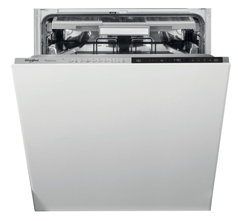 Whirlpool Astianpesukone Kalusteisiin sijoitettava WIS 9040 PEL Full-integrated C Frontal