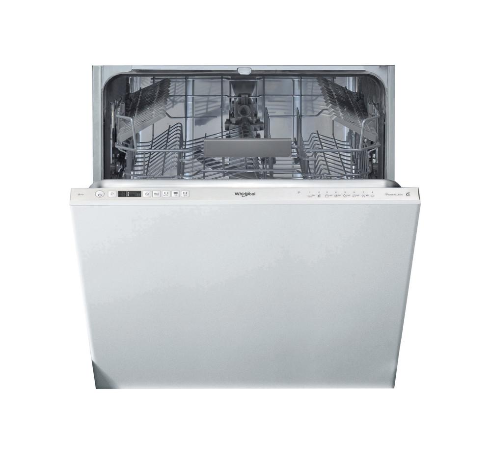 Whirlpool Astianpesukone Kalusteisiin sijoitettava WIC 3C24 PE Full-integrated A++ Frontal