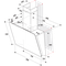 Whirlpool Liesituuletin Kalusteisiin sijoitettava WVS 93F LT K Musta Wall-mounted Elektroninen Frontal