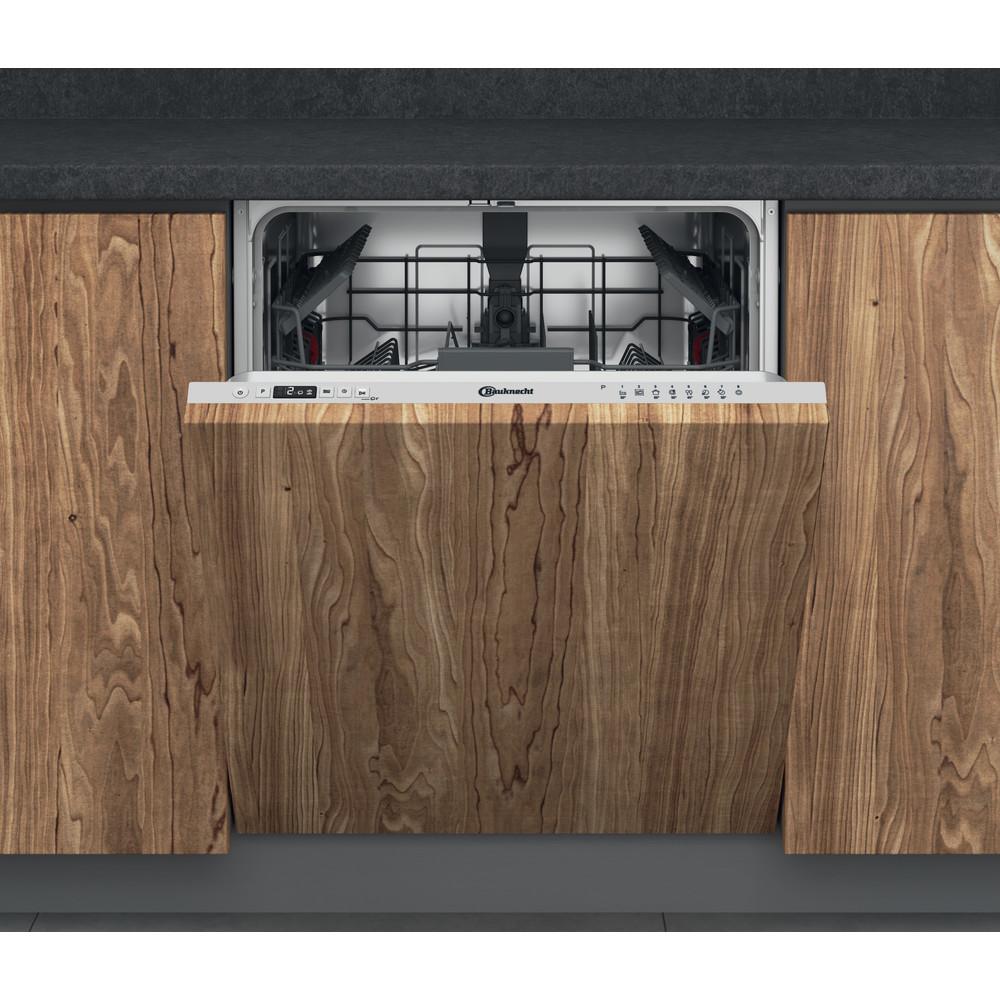 Bauknecht Dishwasher Inbouw BKIC 3C26 Volledig geïntegreerd E Frontal