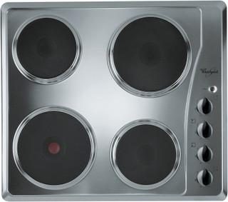 Whirlpool hob: 4 electric rings - AKM 330 IX