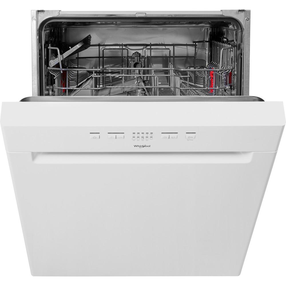 Whirlpool diskmaskin: färg vit, 60 cm - WRUE 2B19