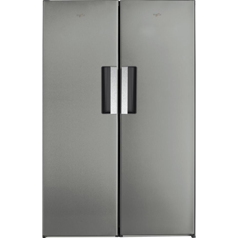 Холодильник Whirlpool соло: колір нержавіючої сталі - SW8 AM2C XRL