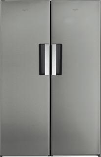 Whirlpool szabadonálló hűtő: Inox szín - SW8 AM2C XRL 2