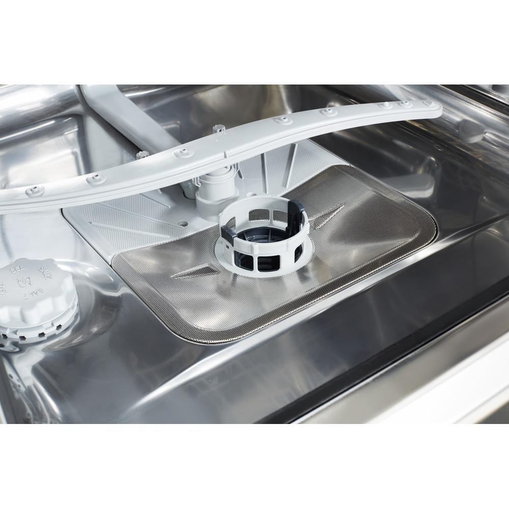 Indesit Umývačka riadu Voľne stojace DFG 15B10 EU Voľne stojace A Cavity
