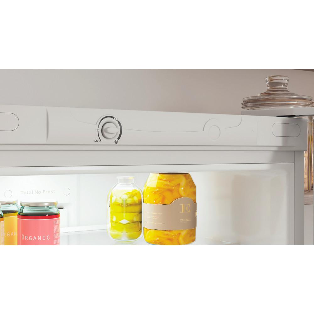 Indesit Холодильник с морозильной камерой Отдельностоящий ITS 4180 W Белый 2 doors Lifestyle control panel