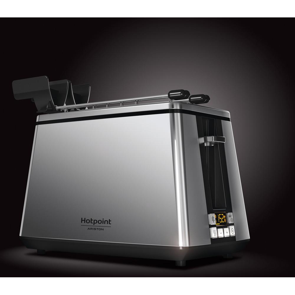 Hotpoint_Ariston Tostadora Libre instalación TT 22E UP0 Inox Profile